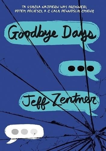 Okładka książki Goodbye Days