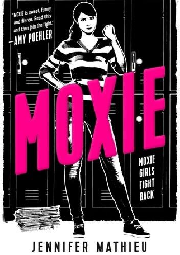 Okładka książki Moxie