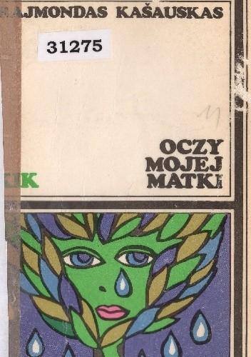 Okładka książki Oczy mojej matki