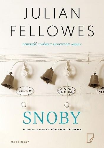 Okładka książki Snoby