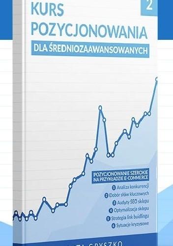 Okładka książki Kurs pozycjonowania (poziom zaawansowany)