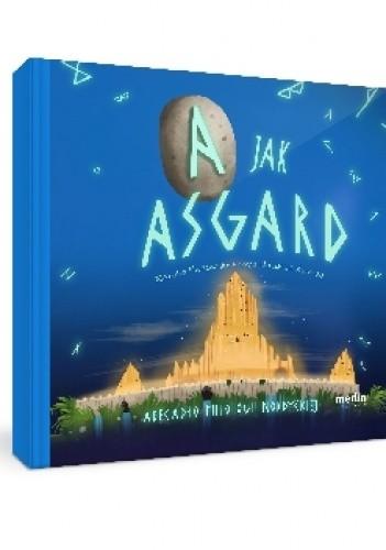 Okładka książki A jak Asgard