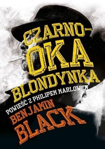 Okładka książki Czarnooka blondynka