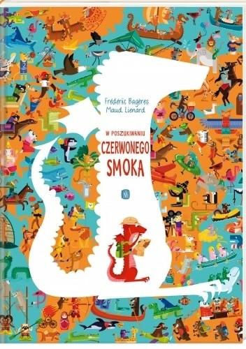 Okładka książki W poszukiwaniu Czerwonego Smoka