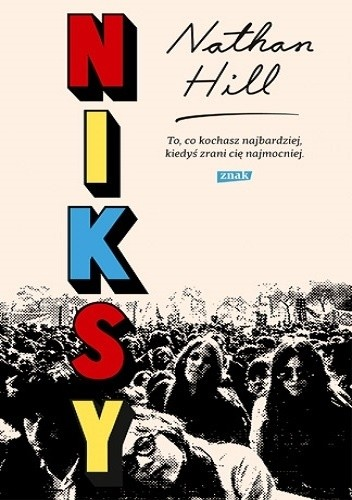 Okładka książki Niksy