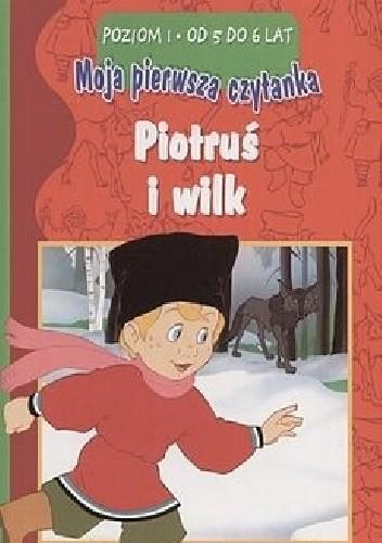 Okładka książki Piotruś i wilk