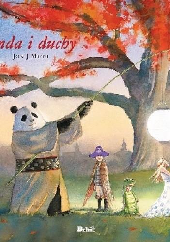 Okładka książki Panda i duchy