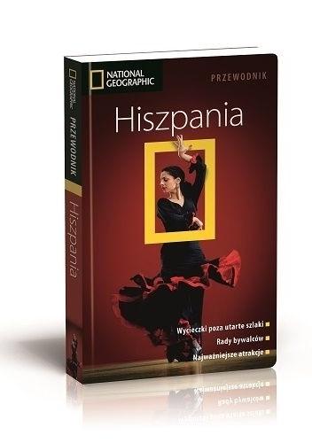 Okładka książki Hiszpania. Przewodnik National Geographic