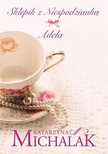 Okładka książki Sklepik z niespodzianką. Adela