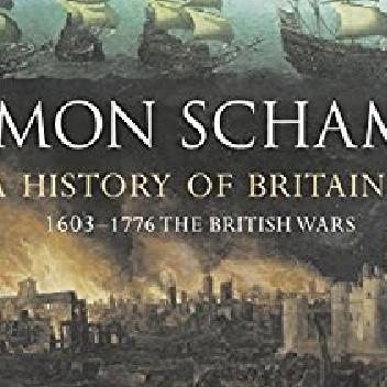 Okładka książki A History of Britain: Volume 2