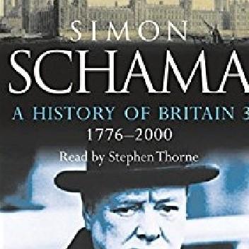 Okładka książki A History of Britain: Volume 3