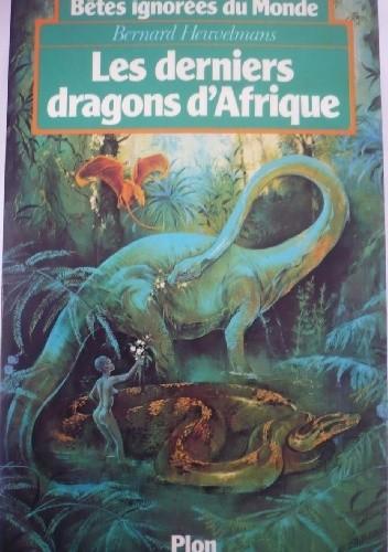 Okładka książki Les derniers dragons d'Afrique