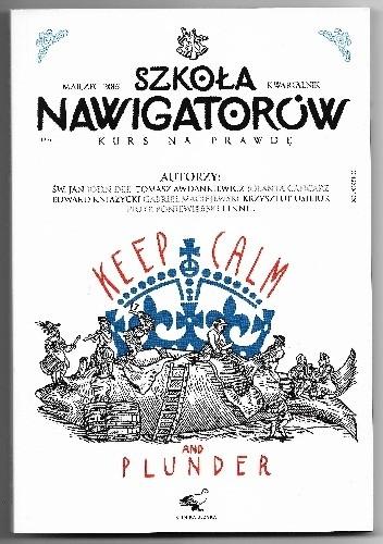 Okładka książki Szkola Nawigatorów nr 6 - Marzec 2015 - KURS NA PRAWDĘ