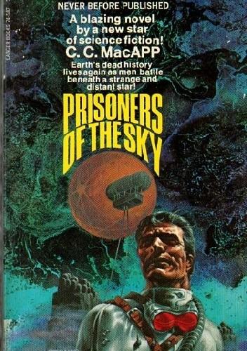 Okładka książki Prisoners of the Sky