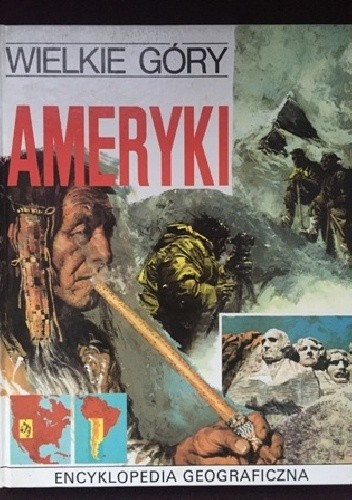 Okładka książki Wielkie góry Ameryki