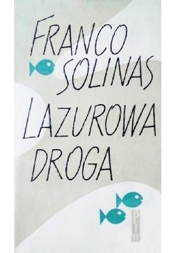 Okładka książki Lazurowa droga
