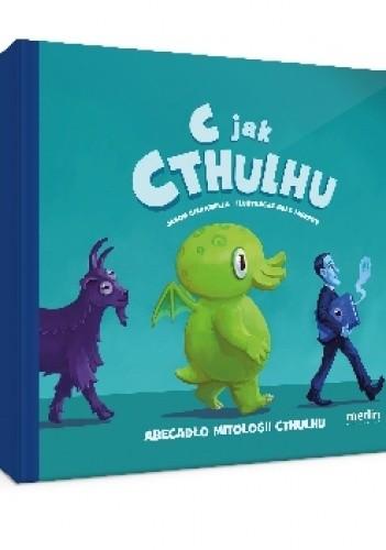 Okładka książki C jak Cthulhu