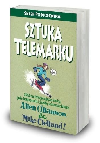 Okładka książki Sztuka telemarku