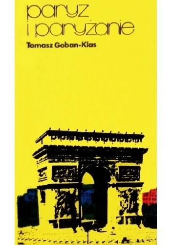 Okładka książki Paryż i paryżanie
