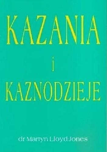 Okładka książki Kazania i kaznodzieje