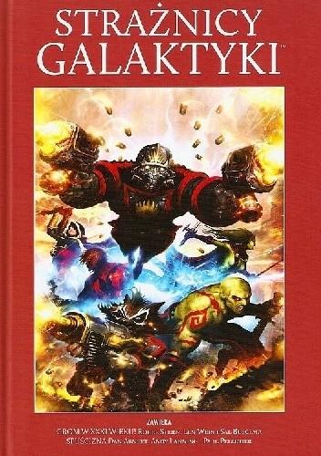 Okładka książki Strażnicy Galaktyki: Grom w XXXI Wieku/Spuścizna