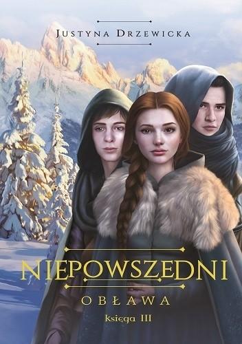 Okładka książki Niepowszedni. Obława