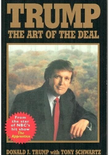 Okładka książki Trump: The Art of the Deal