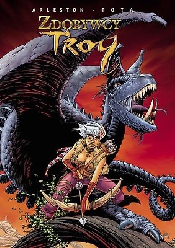 Okładka książki Zdobywcy Troy