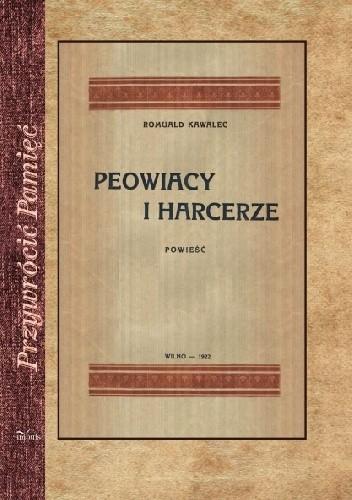 Okładka książki Peowiacy i harcerze