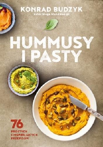 Okładka książki Hummusy i pasty