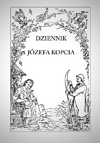 Okładka książki DZIENNIK JÓZEFA KOPCIA