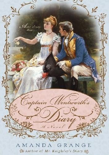 Okładka książki Captain Wentworth's Diary