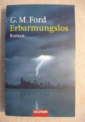 Okładka książki Erbarmungslos