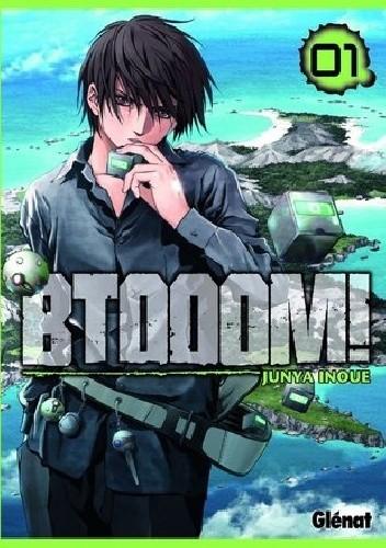 Okładka książki Btooom!, Vol. 01