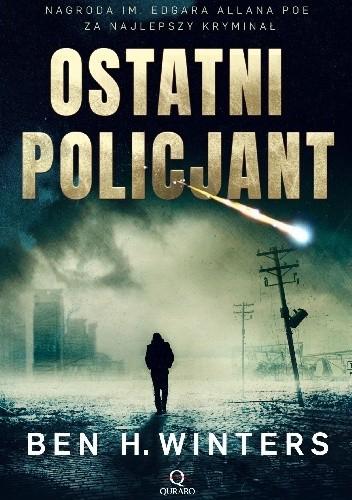 Okładka książki Ostatni policjant