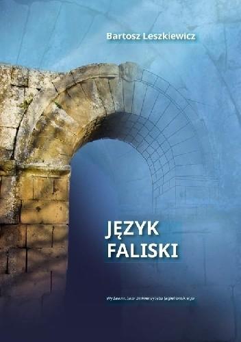 Okładka książki Język faliski