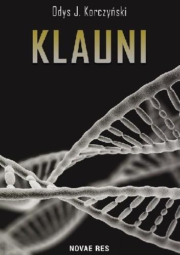 Okładka książki Klauni