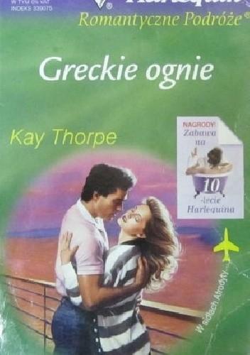 Okładka książki Greckie ognie