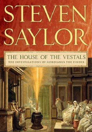 Okładka książki The House of the Vestals