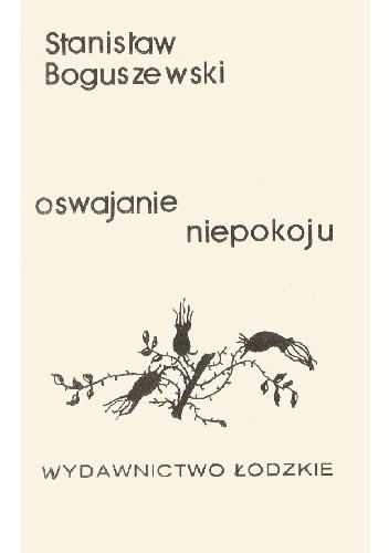 Okładka książki Oswajanie niepokoju