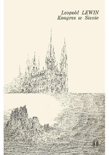 Okładka książki Kongres w Sienie