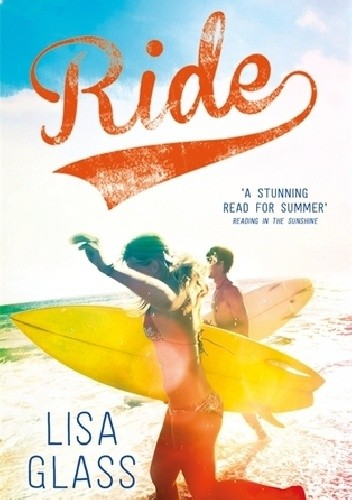 Okładka książki Ride