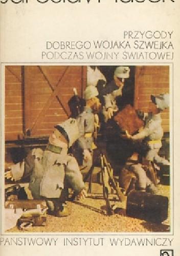Okładka książki Przygody dobrego wojaka Szwejka podczas wojny światowej [Tom 3 i 4]