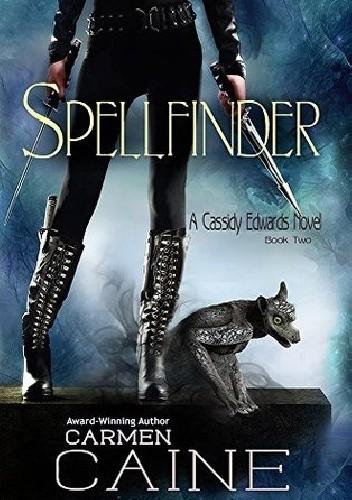 Okładka książki Spellfinder