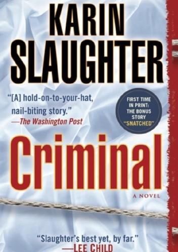 Okładka książki Criminal