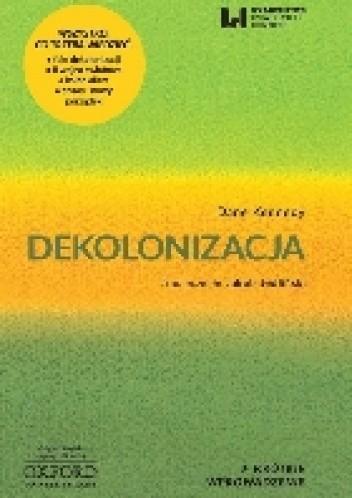 Okładka książki Dekolonizacja