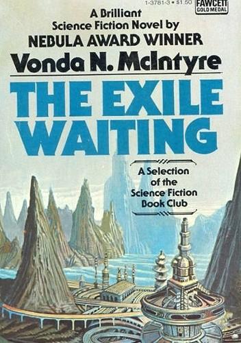 Okładka książki The Exile Waiting