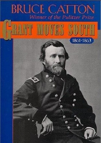 Okładka książki Grant Moves South