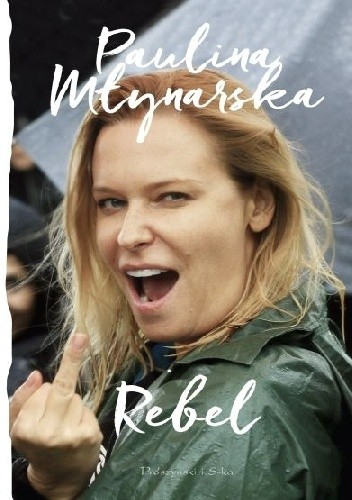 Okładka książki Rebel