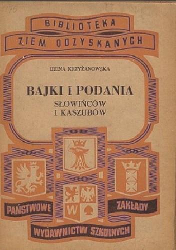 Okładka książki Bajki i podania Słowińców i Kaszubów
